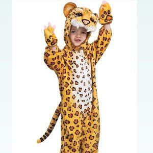 NWT Leopard costume